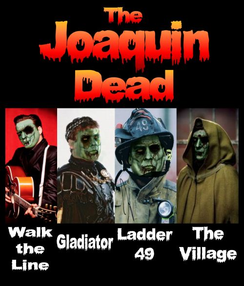 The Joaquin Dead