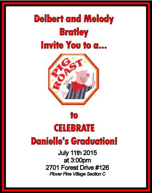 Danielle Invite